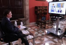 """Ximo Puig destaca als governs autonòmics """"hem de cooperar per a abordar la pandèmia de la millor manera possible"""""""