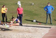 La torrentina Claudia Rubio es proclama subcampiona d'Espanya juvenil en triple salt
