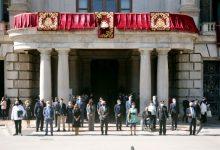 Ribó: «la entrega de honores y distinciones simboliza la unión de la sociedad valenciana, que necesitamos ahora más que nunca para superar adversidades y afrontar retos»