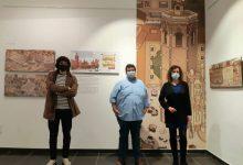 La biblioteca municipal de Russafa acull l'exposició 'Jaume I passejant per València'