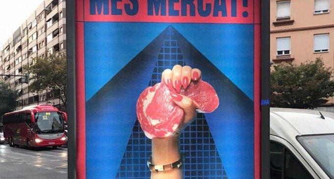 'Més Mercat', la nueva campaña para dinamizar los mercados municipales de València