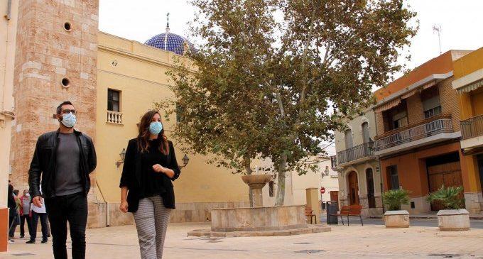 El proyecto 'València, ciudad de plazas' llega a Massarrojos