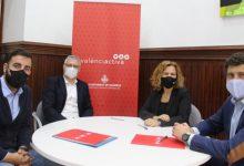 València reforça la col·laboració amb l'ecosistema de start-up