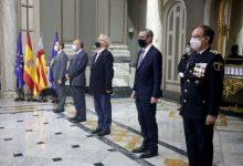 Ribó destaca la proximitat, i les accions de prevenció i mediació de la Policia Local de València