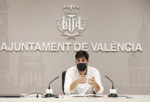 València prepara un pressupost expansiu que supere els 910 milions d'euros per a 2021