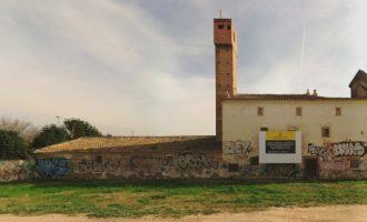 S'inicien els treballs per poder rehabilitar l'Alqueria Falcó de Torrefiel