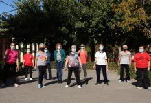 2.600 majors fan exercici a l'aire lliure als parcs de València