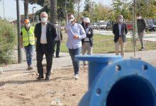 El nou pou de reg de la Fonteta-En Corts estarà operatiu abans de finals d'any