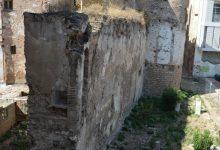 La muralla islàmica, a punt d'iniciar les obres de la seua rehabilitació