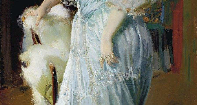 El Museu de Belles Arts de València adquireix 'Retrat de la tiple Isabel Brú' de Sorolla