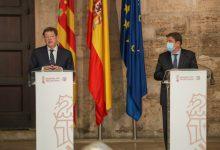 Ximo Puig destaca que l'aposta del Govern pel paper central de l'agricultura mediterrània en la nova PAC dóna resposta a una reivindicació 'històrica'