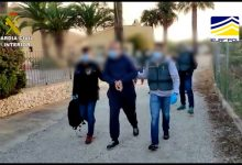 La Guardia Civil detiene a un captador del DAESH en Altea (Alicante)
