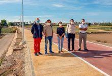 Obres Públiques finalitza l'adequació del tram entre Almàssera i Meliana de la Via Xurra