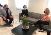 La diputada Dolors Gimeno visita Castelló per conéixer els projectes de Normalització Lingüística