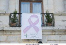 Gandia se suma a la celebració del Dia Internacional contra el càncer de mama