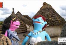 La Biblioteca del Museu de Prehistòria llança els primers vídeos d'Animacions lectores en línia