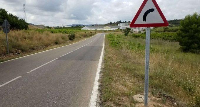 La Generalitat lanza un sistema informático para identificar con geolocalización los puntos críticos con alta siniestralidad en carreteras