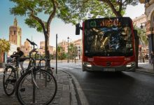 La peatonalització de València augmenta l'ús de l'EMT: 21,4 milions de persones han viatjat en les línies que van al centre