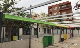 """Las obras del Plan """"Edificant"""" finalizan en el CEIP Fernando Baixauli Chornet de Sedaví"""