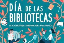 Les Biblioteques Municipals de Burjassot se sumen a la celebració del Dia de les Biblioteques