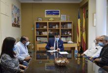 L'Ajuntament de Burjassot signa un conveni de col·laboració amb l'associació Entre Culturas