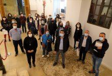 L'Ajuntament reconeix el treball dels 38 voluntaris d'Ontinyent contra el foc
