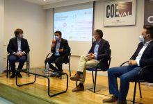 Ontinyent, l'Olleria, Bocairent i COEVAL presenten un projecte de transformació empresarial per millorar la competitivitat de les empreses locals