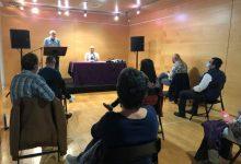 La cultura segura recupera a Catarroja amb gran èxit els recitals de 'Dos poetes com nosaltres'