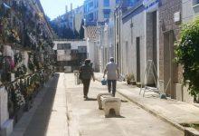 Catarroja dissenya un protocol d'accés al cementeri per a la festivitat de Tots Sants