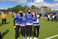 Las chicas del Club de Tiro con Arco de Almussafes ganan la Liga Nacional