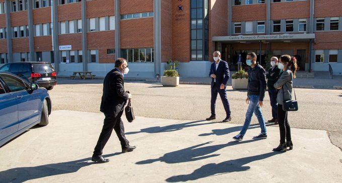 El CIPFP de Mislata, referente en la Formación Profesional de la Comunidad Valenciana