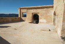 L'ermita del Puig de Xàtiva recupera el seu aljub medieval