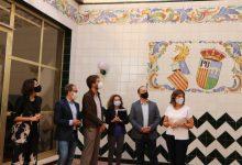Quart de Poblet mostra al conseller d'Habitatge, Rubén Martínez Dalmau, l'obra de rehabilitació de la Casa de Cultura