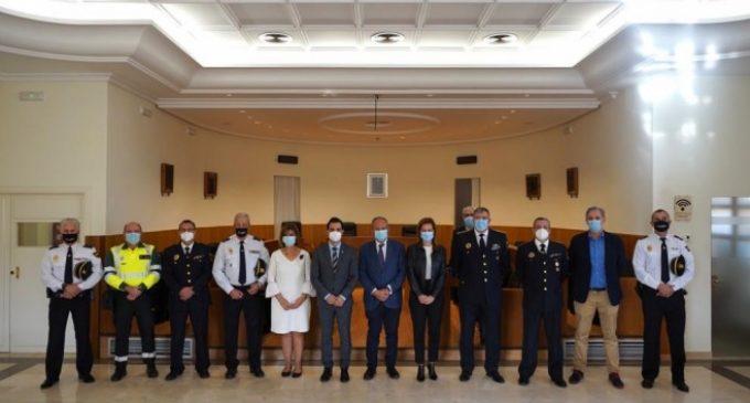 Paterna celebra la seua Junta Local de Seguretat amb el Govern d'Espanya