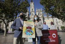 Es repartiran mascaretes reutilitzables als barris de València amb menor renda