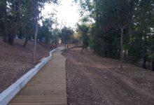 L'àrea de Medi Ambient de la Diputació adequa la zona annexa al barranc de Mandor de l'Eliana