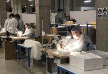 El sector tèxtil d'Ontinyent tanca el 2020 amb un descens de la desocupació del 2,5%