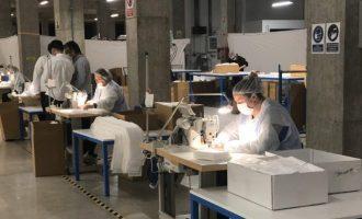 El sector textil de Ontinyent cierra el 2020 con un descenso de la desocupación del 2,5%