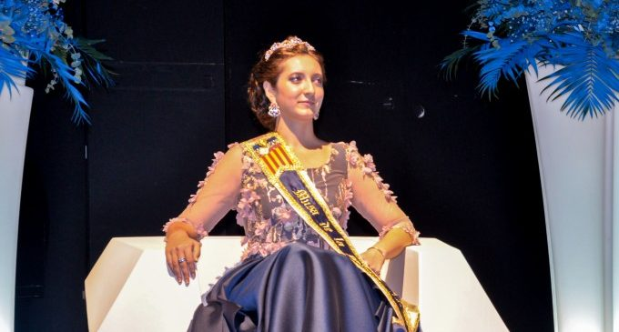 María Caballer Sanchis, nueva Musa de la Música de la Unión Musical de Torrent
