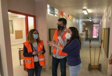 Alfafar finaliza las obras del CEI Rabisancho con una inversión adicional de 70.000 euros