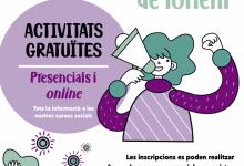 Casa de la Dona de Torrent presenta una programació d'activitats gratuïta per a tots els gustos