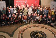 Los nominados a los Premios de las Artes Escénicas Valencianas se reúnen en el Teatre Principal