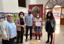 Una alumna de Xàtiva rep el premi pel Projecte Momo d'innovació educativa de la Comunitat Valenciana