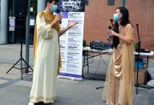 El V Festival Colors ix als carrers d'Aldaia