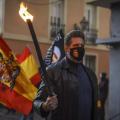 S'identifica a les persones que van exhibir simbologia feixista a Benimaclet
