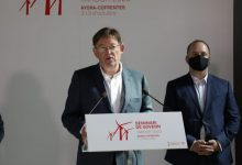 """Puig subratlla que la via valenciana per a combatre la pandèmia és """"el diàleg i el respecte a la ciència"""""""