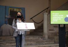 Oltra confia en un acord amb el Govern perquè moltes de les objeccions a la renda valenciana han desaparegut