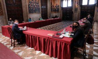 El Consell concedeix l'Alta distinció de la Generalitat a tots els sectors essencials implicats contra la COVID-19