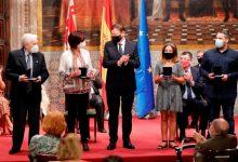 El poble valencià rep l'Alta distinció de la Generalitat pel seu paper en la lluita contra la pandèmia
