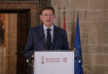 Ximo Puig anuncia el toc de queda per a tota la Comunitat Valenciana